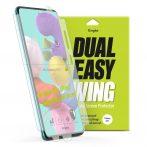 Samsung Galaxy A51 Ringke Dual Easy Wing 2x Kijelzővédő Fólia FULL DWSG0001