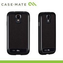 Samsung Galaxy S4 Tok CASE-MATE műanyag telefonvédő PREMIUM CARBON FIBRE - FEKETE CM026852