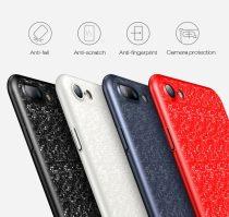 Huawei P8 Lite 2017 / P9 Lite 2017 Ütésálló Tok Műanyag Kitámasztható Kék