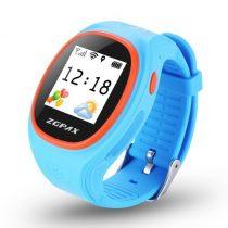 Gyerek Okos Óra - Smart Watch ( SIM ) SOS funkcióval Kék