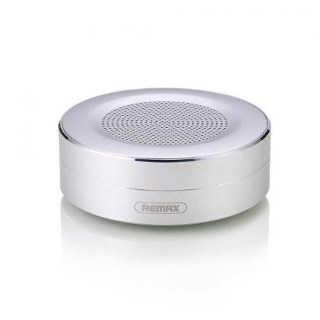Zenelejátszó - Hangszóró Remax M13 Wireless - Bluetooth ( TF Kártya - AUX ) Ezüst