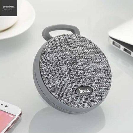 Zenelejátszó - Hangszóró HOCO BS7 Sports Wireless Textil Mintázat Szürke