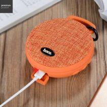 Zenelejátszó - Hangszóró HOCO BS7 Sports Wireless Textil Mintázat Zöld