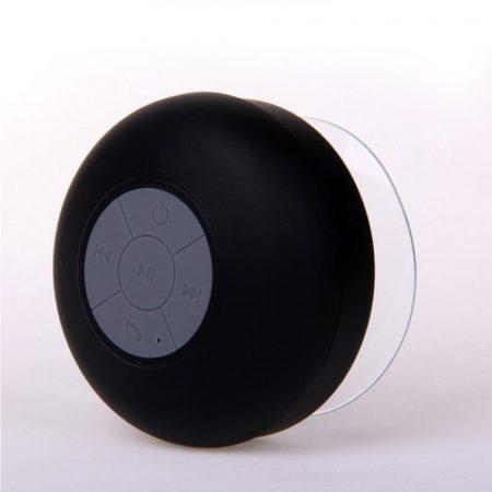 Hordozható Hangszóró - Zenelejátszó Feltapasztható Fekete
