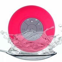 Hordozható Hangszóró - Zenelejátszó Feltapasztható Pink