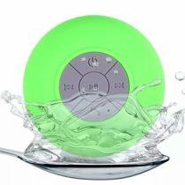 Hordozható Hangszóró - Zenelejátszó Feltapasztható Zöld