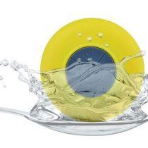 Hordozható Hangszóró - Zenelejátszó Feltapasztható Sárga