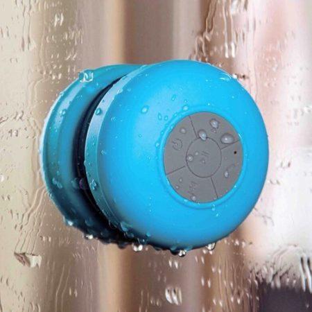Hordozható Hangszóró - Zenelejátszó Feltapasztható Kék
