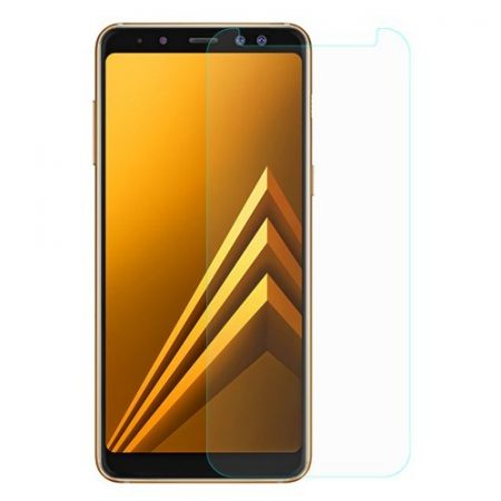 Samsung Galaxy A8 (2018) Kijelzővédő Üveg Tempered Glass 0.3mm
