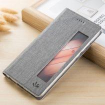 Huawei Mate 10 Pro Tok Notesz Értesítési Ablakos - View Window Szürke