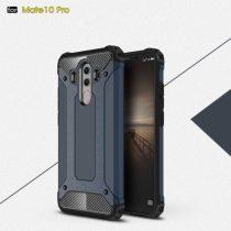 Huawei Mate 10 Pro Tok Ütésálló Armor 2in1 Hybrid Sötétkék