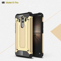 Huawei Mate 10 Pro Tok Ütésálló Armor 2in1 Hybrid Arany