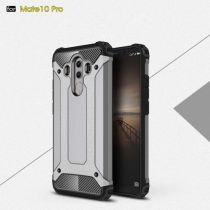 Huawei Mate 10 Pro Tok Ütésálló Armor 2in1 Hybrid Szürke