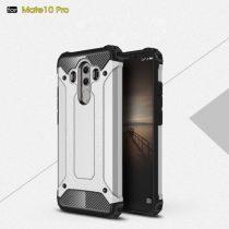 Huawei Mate 10 Pro Tok Ütésálló Armor 2in1 Hybrid Ezüst