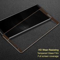 Huawei Mate 10 Pro Képernyővédő Üveg - Tempered Glass IMAK Full Sizer 3D Barna