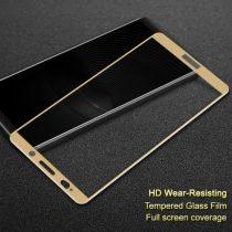Huawei Mate 10 Pro Képernyővédő Üveg - Tempered Glass IMAK Full Sizer 3D Arany