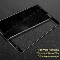 Huawei Mate 10 Pro Képernyővédő Üveg - Tempered Glass IMAK Full Sizer 3D Fekete