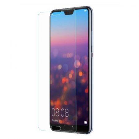 Huawei P20 Kijelzővédő Üveg - Tempered Glass 0.3mm