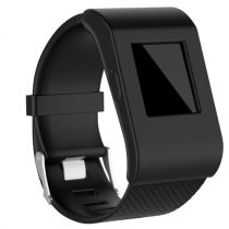 Fitbit Surge Óraszíj és Előlapi Védelem Fekete