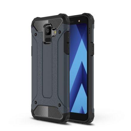 Samsung Galaxy A6 (2018) Hybrid Armor Tok Ütésálló 2in1 Guard Series Sötétkék