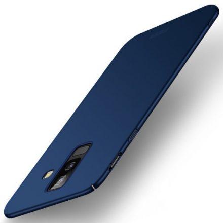 Samsung Galaxy A6+ (2018) Tok Mofi Shield Kék