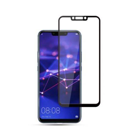 Huawei Mate 20 Lite Tempered Glass - Képernyővédő Üveg - FullSize- Mocolo Fekete