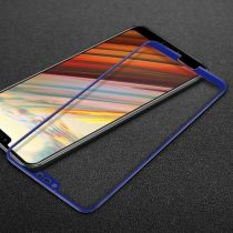 Huawei Honor 10 Tempered Glass - Képernyővédő Üveg IMAK Full Size Kék