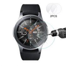 Samsung Galaxy Watch 46mm Képernyővédő Üveg 2.15D 9H 0.2mm HAT PRINCE 2db