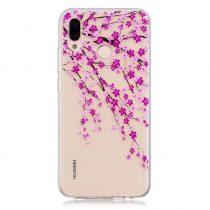 Huawei P20 Lite Tok Szilikon Mintás -RMPACK- Unicorn&Life UL10