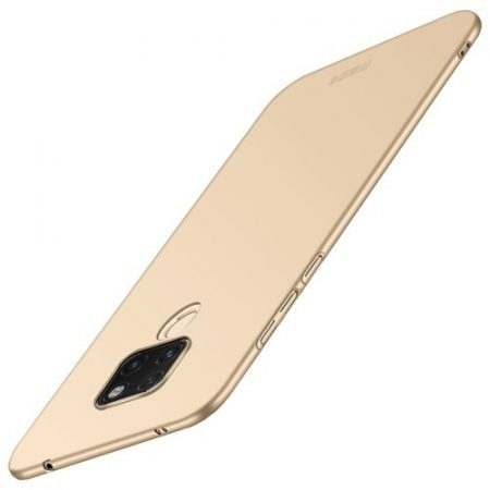 Huawei Mate 20 Mofi Shield Ultra Series Tok Frosted Arany