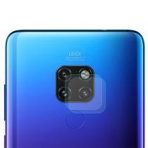 Huawei Mate 20 Kamera Lencsevédő Üveg - Tempered Glass 2DB