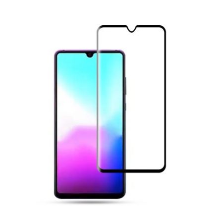 Huawei Mate 20 Képernyővédő Üveg - Tempered Glass MOCOLO -Full Size- Fekete