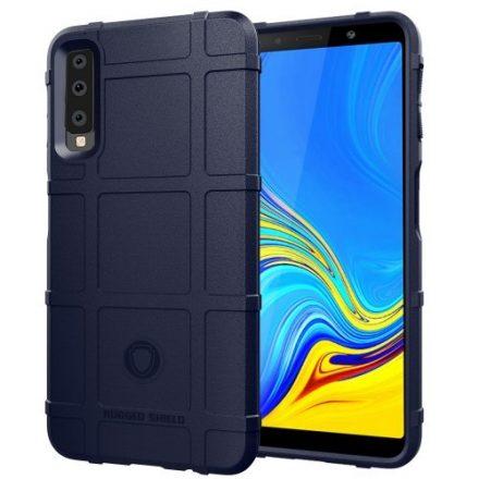 Samsung Galaxy A7 (2018) Ütésálló Anti-Shock Series Rugged Shield -RMPACK- Sötétkék