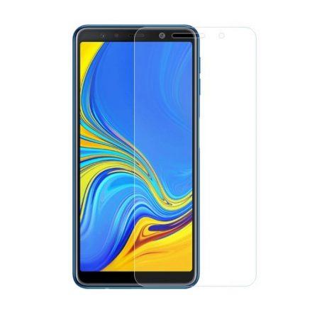 Samsung Galaxy A7 (2018) Tempered Glass - Képernyővédő Üveg 0.3mm