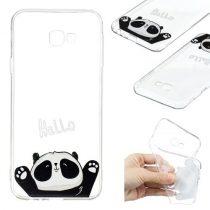 Samsung Galaxy J4+ / J4 Plus Tok Szilikon -RMPACK- Mintás SummerSeries Series CS08