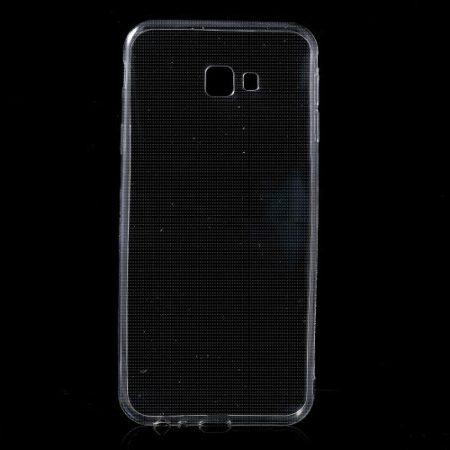 Samsung Galaxy J4+ / J4 Plus Szilikon Tok Áttetsző