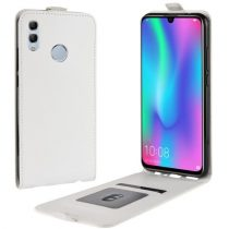 Huawei Honor 10 Lite Flip Tok Mágneses Fehér