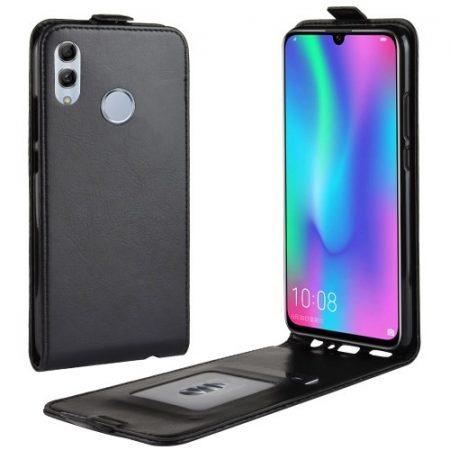 Huawei Honor 10 Lite Flip Tok Mágneses Fekete