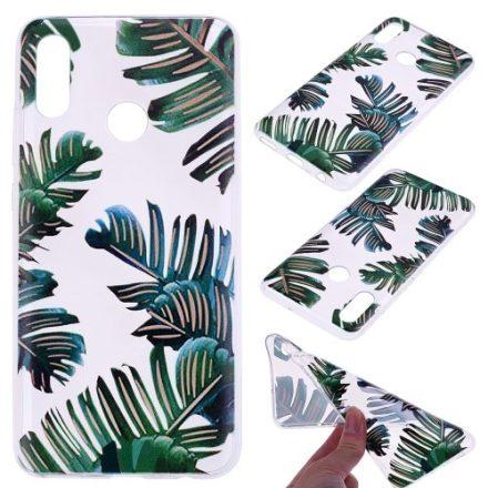 Huawei Honor 10 Lite Tok Szilikon -RMPACK- Mintás SummerSeries Series CS02