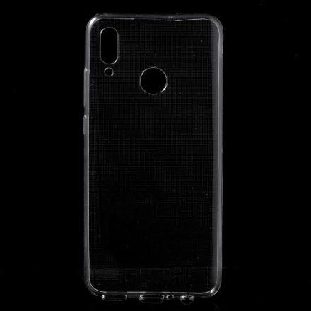 Huawei Honor 10 Lite Szilikon Tok Áttetsző