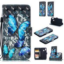 Huawei Honor 10 Lite Mintás Notesz Tok Kitámasztható -RMPACK- Life&Dreams LD03
