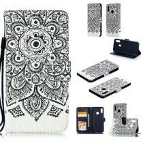 Huawei Honor 10 Lite Mintás Notesz Tok Kitámasztható -RMPACK- Life&Dreams LD07