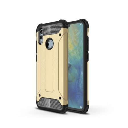 Huawei P Smart 2019 Ütésálló Armor Tok Guard Series 2in1 Arany
