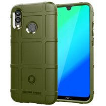 Huawei P Smart 2019 Ütésálló Anti-Shock Series Rugged Shield -RMPACK- KatonaZöld