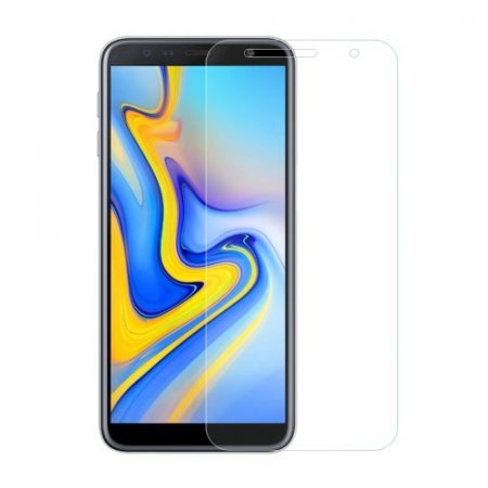 Samsung Galaxy J6+ / J6 Plus Tempered Glass - Képernyővédő Üveg 0.3mm