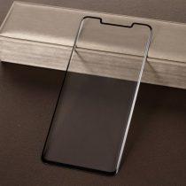 Huawei Mate 20 Pro Tempered Glass - Kijelzővédő Üveg FULL 3D Fekete