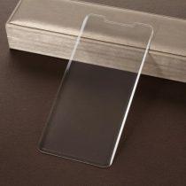 Huawei Mate 20 Pro Tempered Glass - Kijelzővédő Üveg FULL 3D Áttetsző