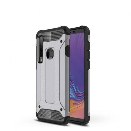 Samsung Galaxy A9 (2018) Ütésálló Armor Tok Guard Series 2in1 Szürke