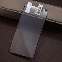 Samsung Galaxy S10e Kijelzővédő Fólia 3D Fekete Soft PET
