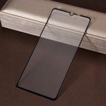 Huawei P30 Lite Tempered Glass - Kijelzővédő Üveg -FULL 3D- Fekete